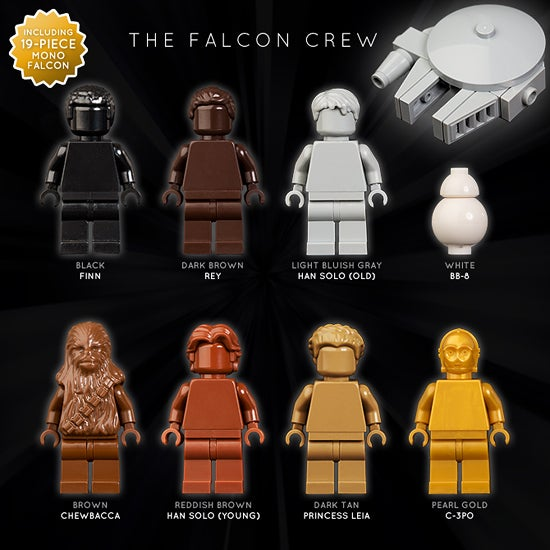 Image of THE FALCON CREW
