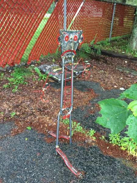 Image of Various garden sculptures #1-4 (each) by Bruce Brazzo