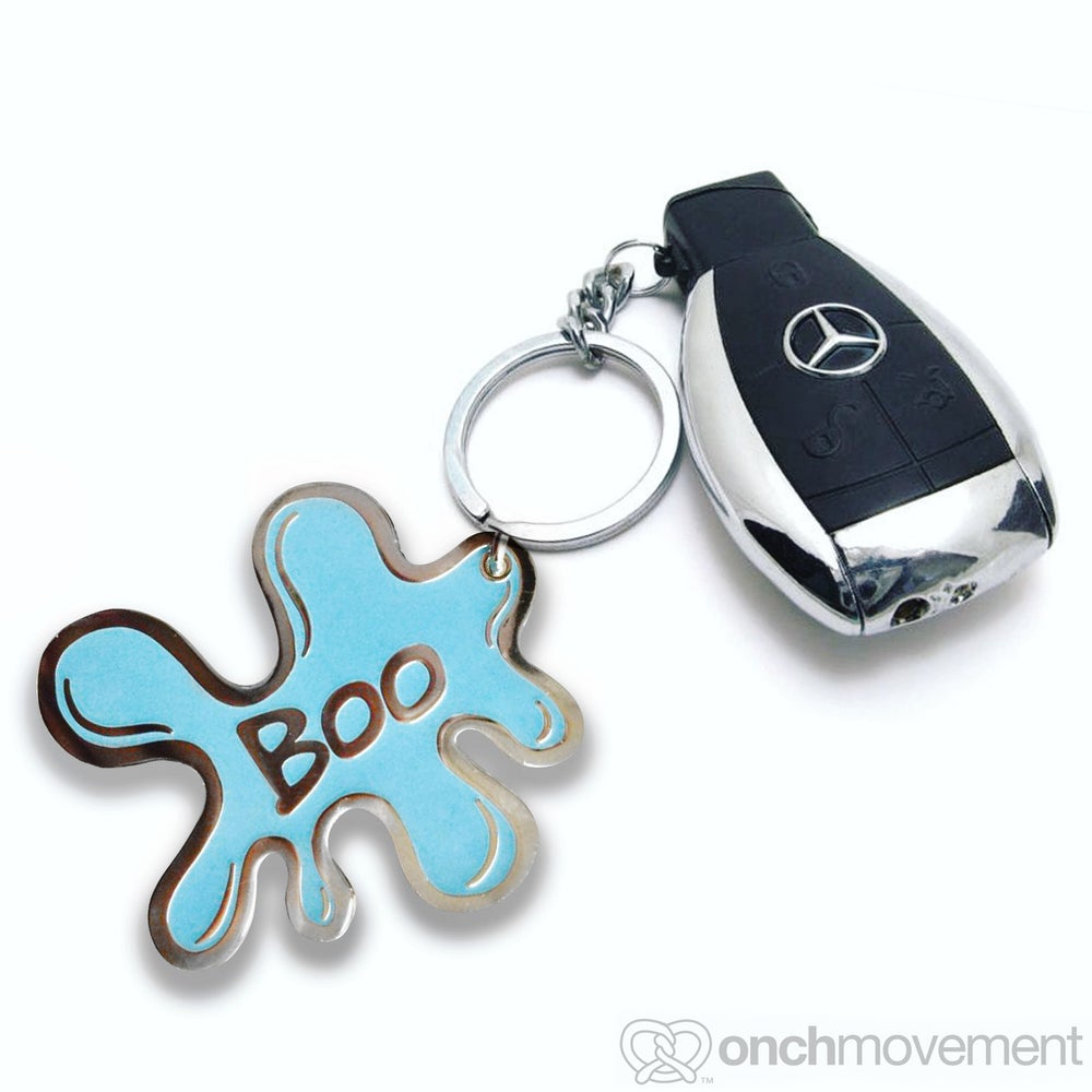 Image of Boo Car Key Ring