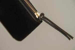 Image of Geldbörse TOSH, klein schwarz