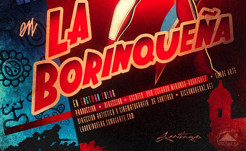 Image of La Borinquena