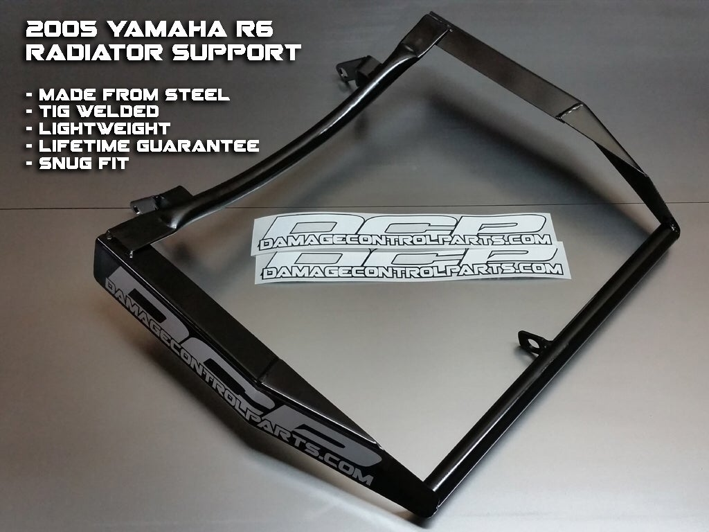 Yamaha Radiator Support