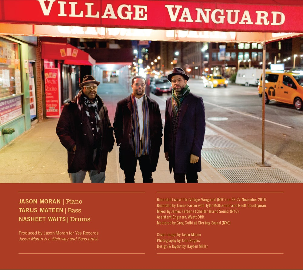 Image of Jason Moran - Thanksgiving at The Vanguard