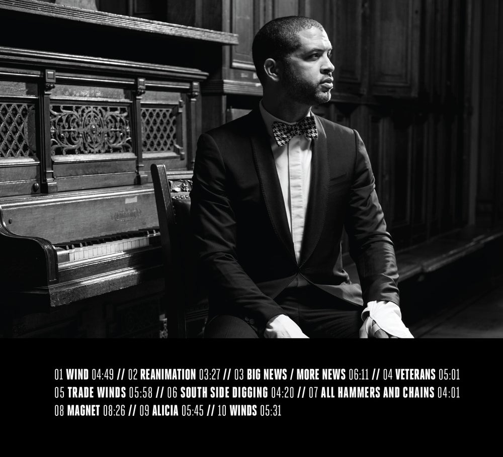 Image of Jason Moran - The Armory Concert