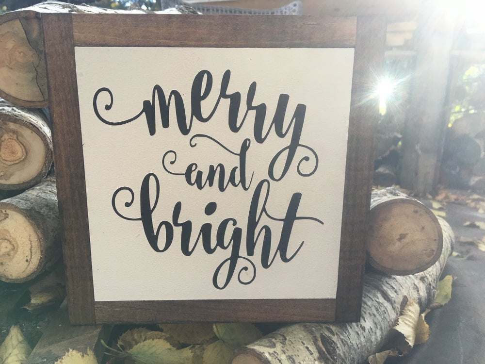 Image of Merry and Bright