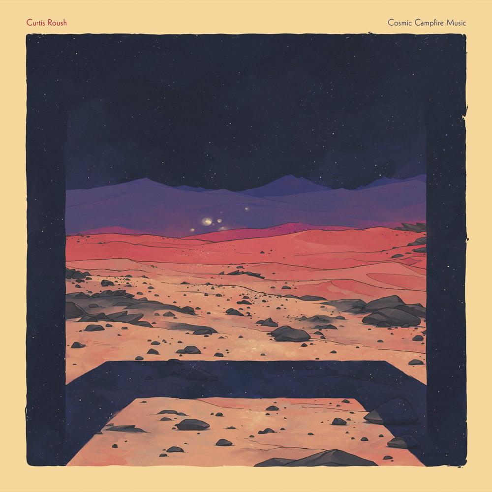 Curtis Roush - Cosmic Campfire Music CD