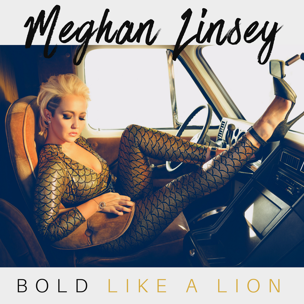 "Image of Signed, Limited Run ""Bold Like A Lion"" CD"