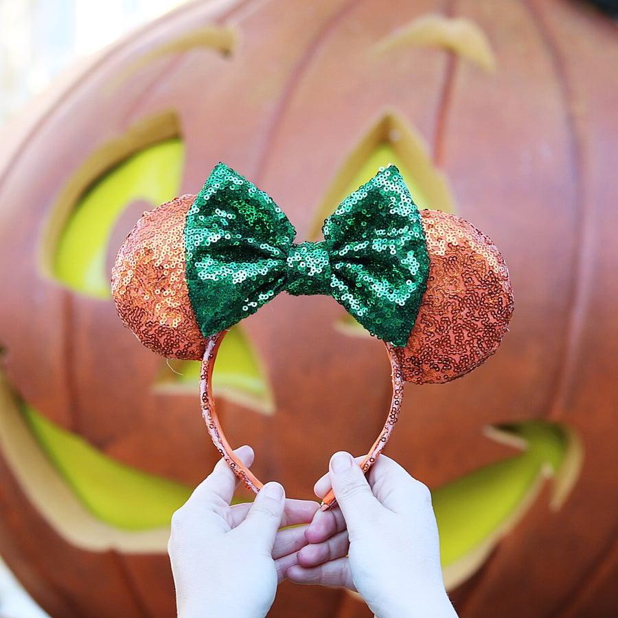 Image of Pumpkin Patch Sequin Ears
