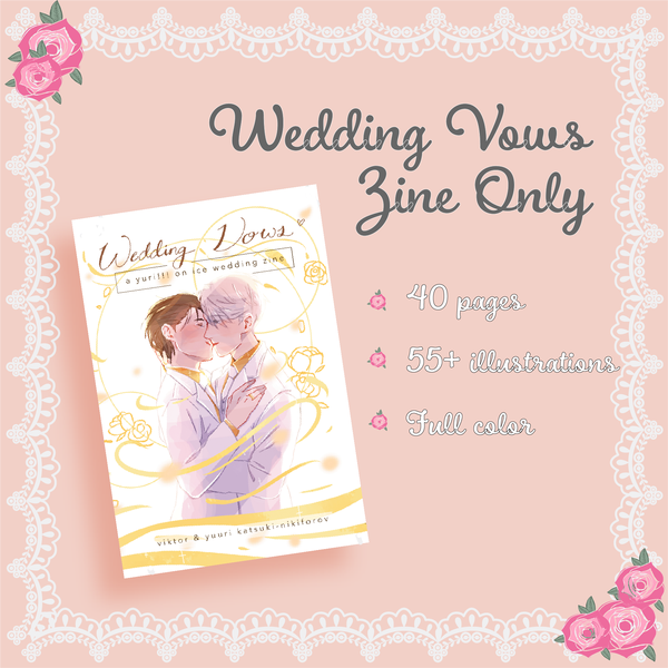 Image of Wedding Vows (Zine Only)