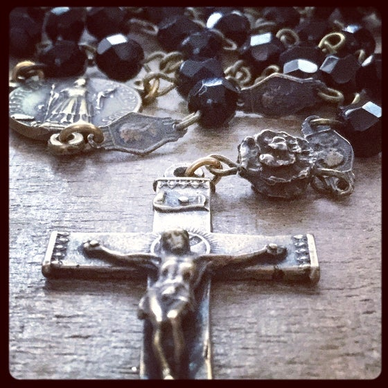 Image of ST. GERTRUDE THE GREAT REMEMBRANCE ROSARY