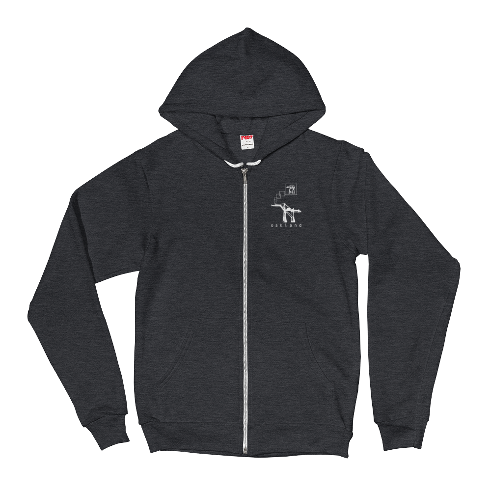 Image of AT-AT Classic  - unisex zip hoodie