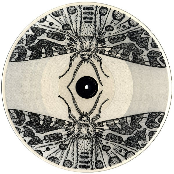 Image of x-ray five: Jute Gyte - The Sparrow EP