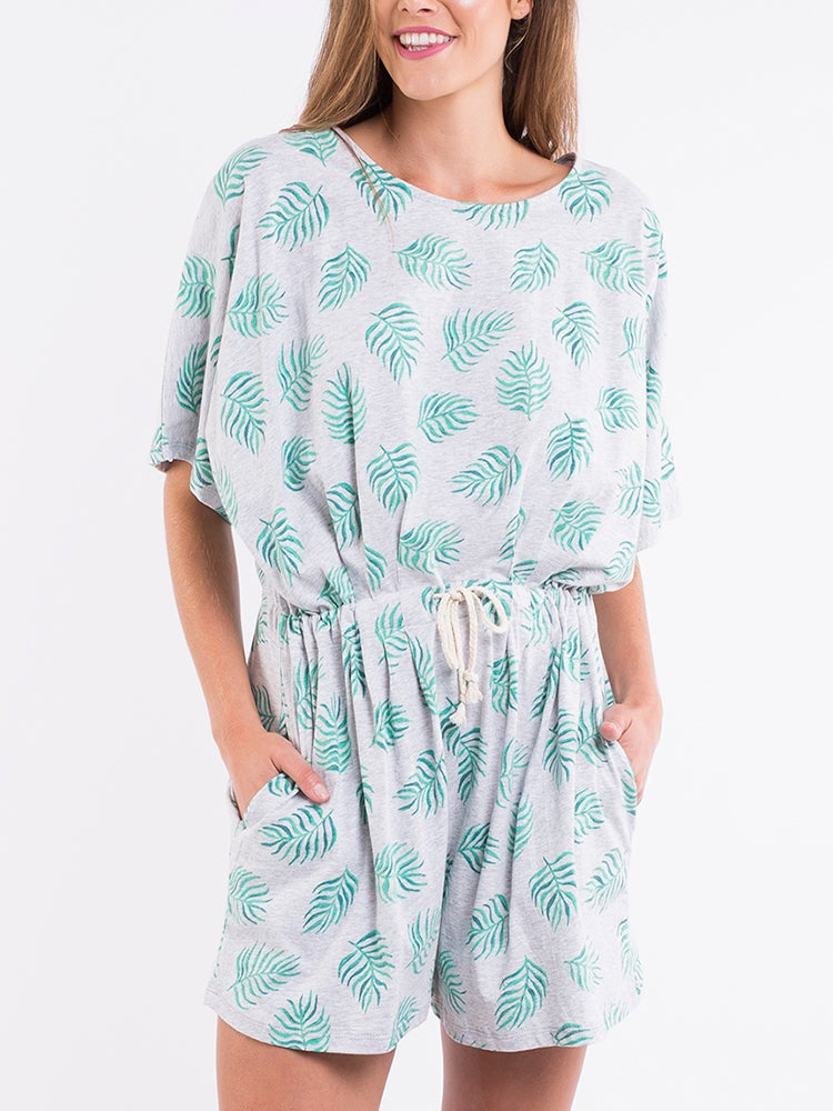 Image of ELM Tropics Playsuit