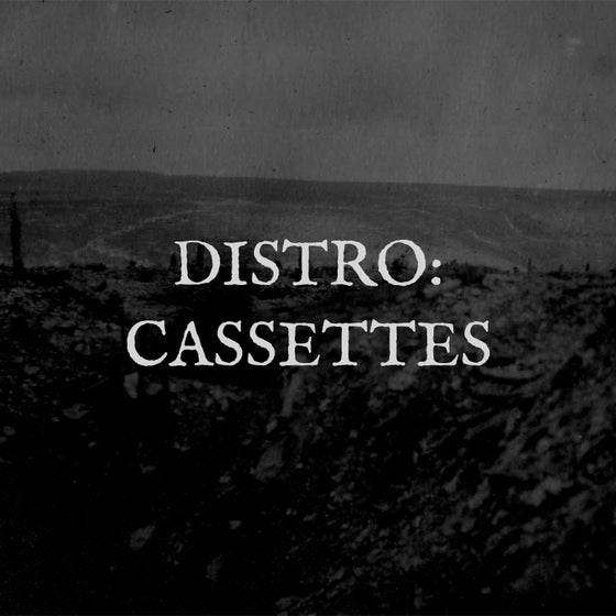 Image of Distro: Cassettes
