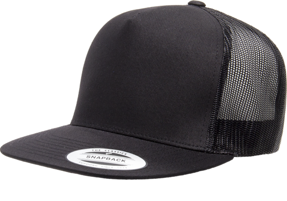 Image of 6006 CLASSIC TRUCKER BLACK