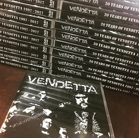 Image of 20 Years of Vendetta 1997 - 2017