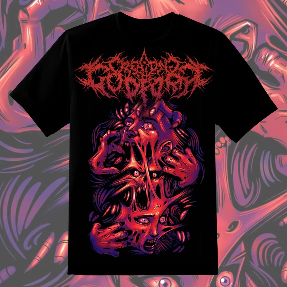 Image of Miasmic Forms T-Shirt [PRE-ORDER]