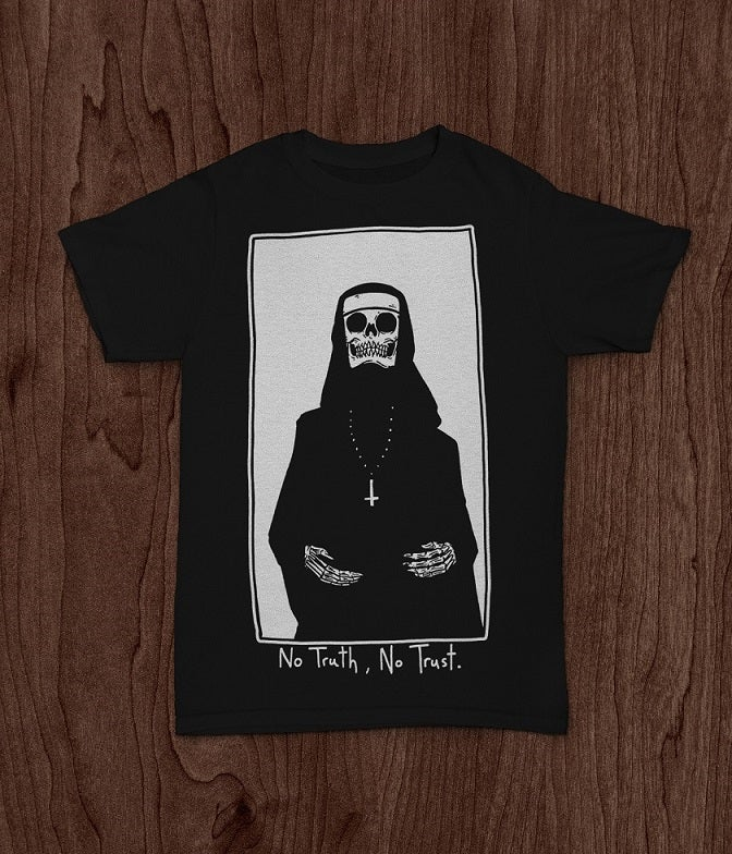 Image of No Truth, No Trust Tee
