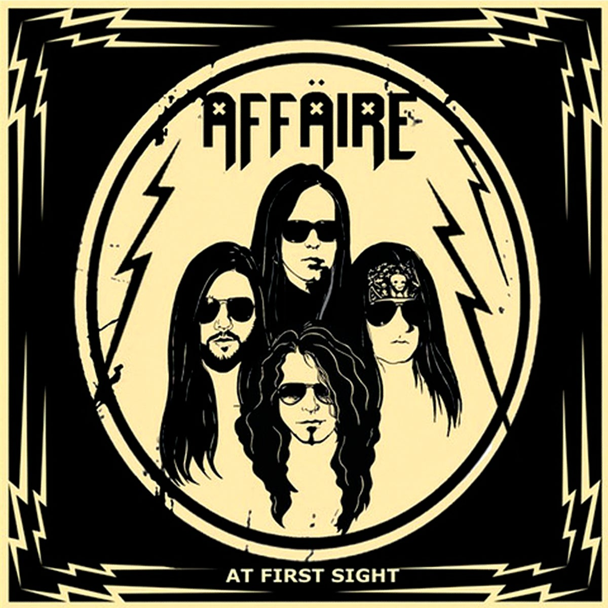 Image of 'AT FIRST SIGHT' LP [CD - 2015]