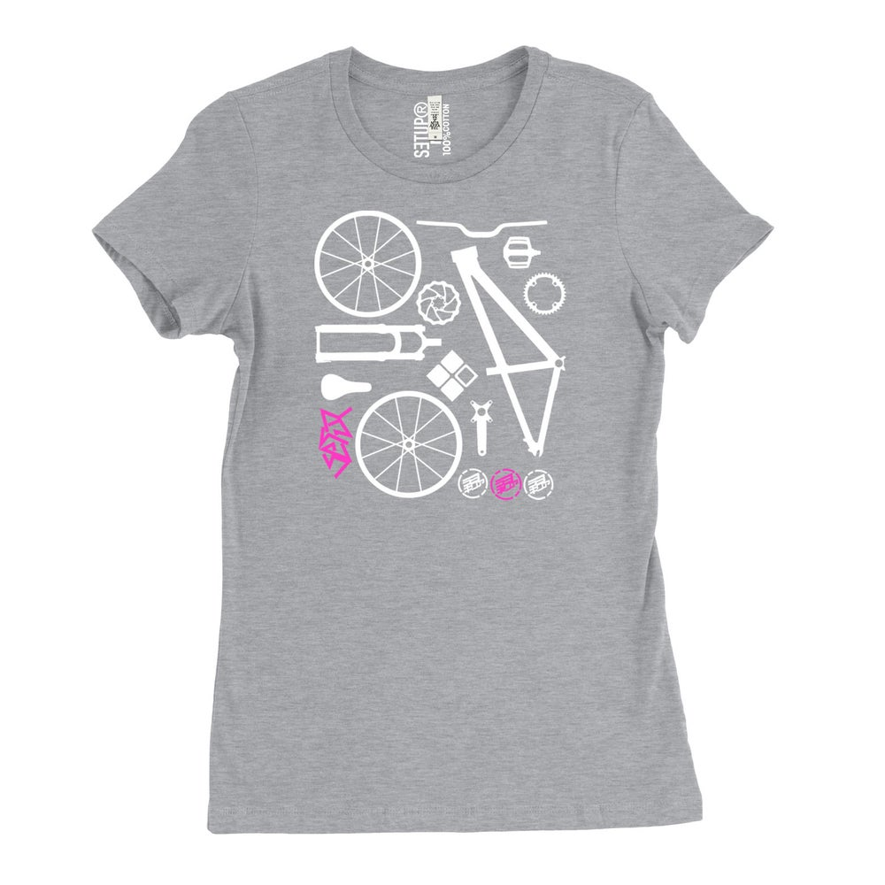 Image of DirtSetup Womens T-Shirt