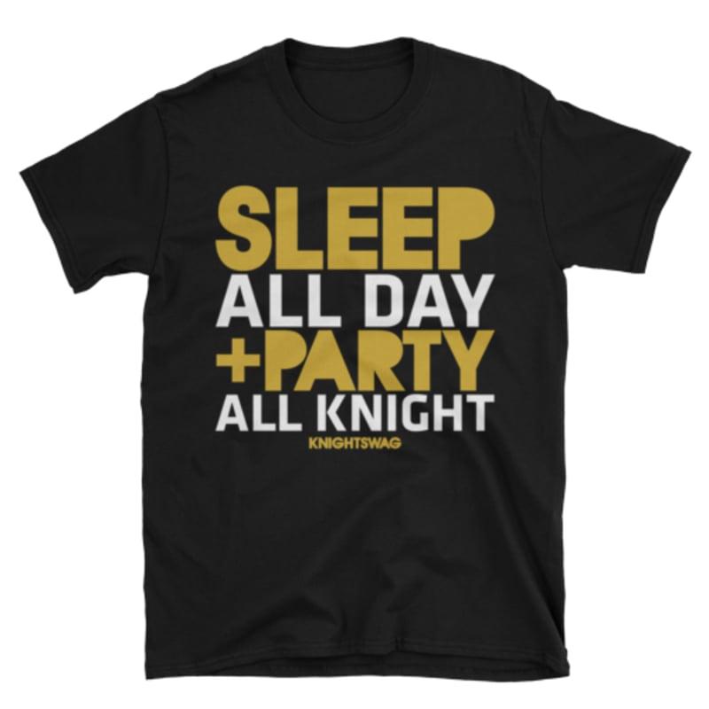 Image of SLEEP. ALL. DAY. Tee