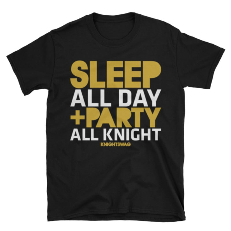 Image of SLEEP. ALL. DAY. Tee