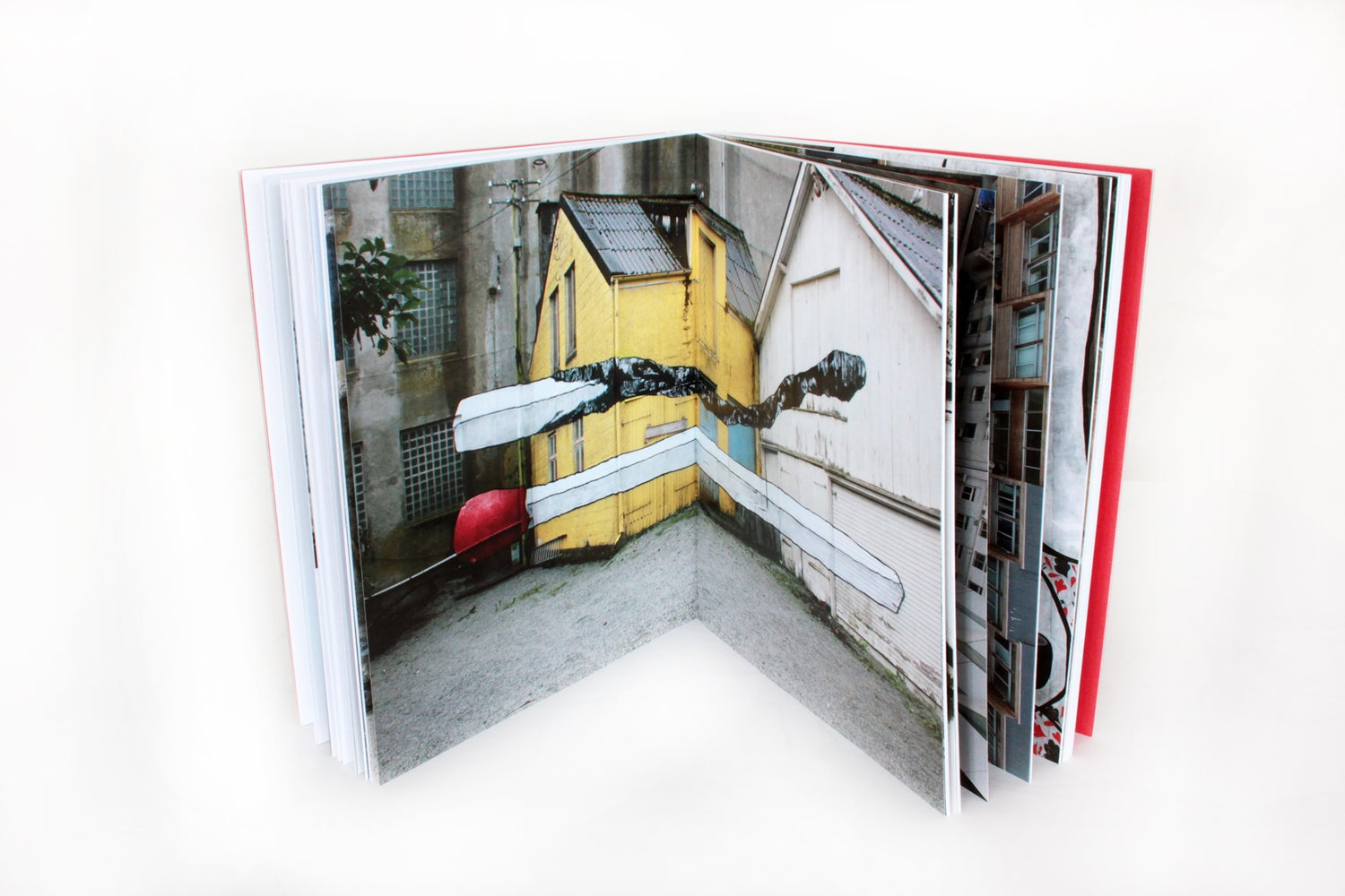 "Image of "" COMME DES FOURMIS "" the new book !"