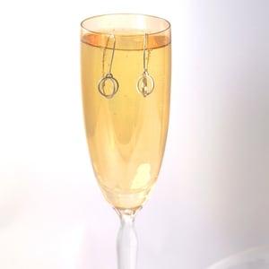 Image of Ellipse Earrings