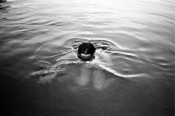 Image of submersion