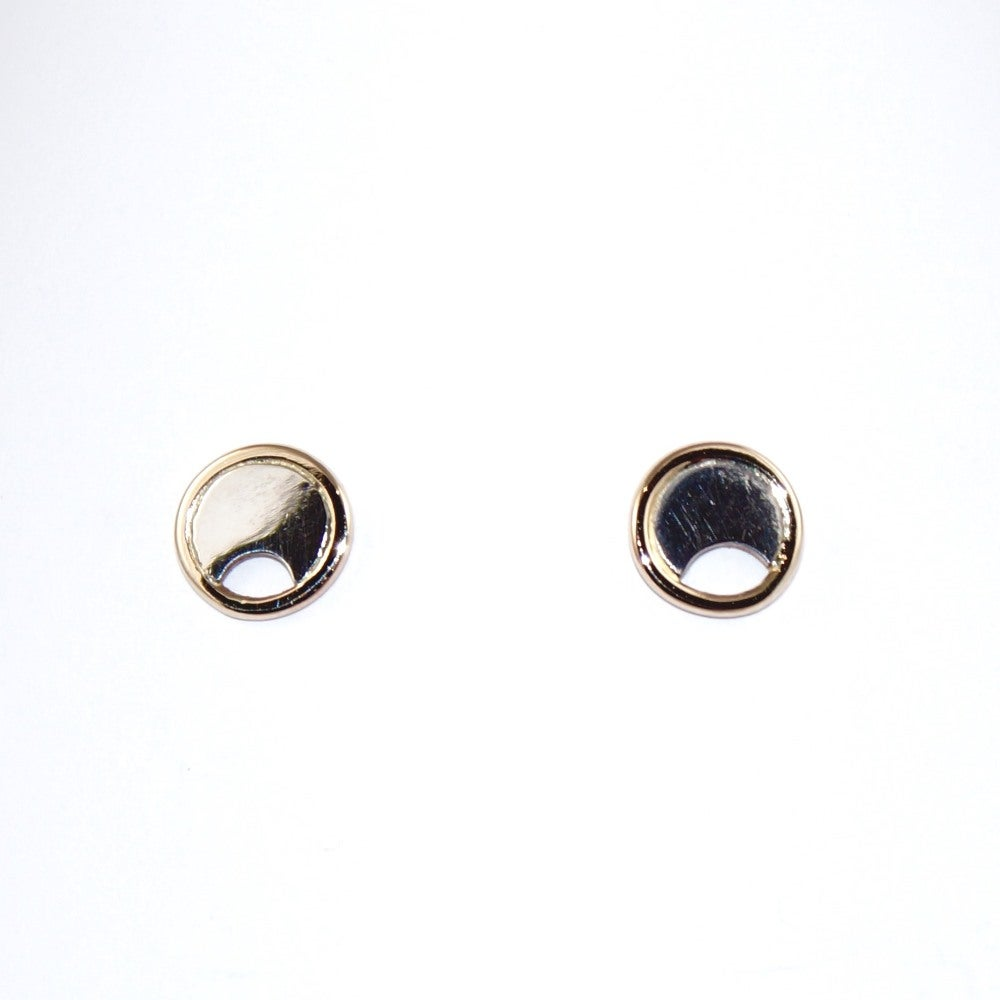 Image of Crescent Moon Earrings