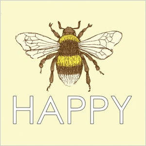 Image of The Bee Happy Cards