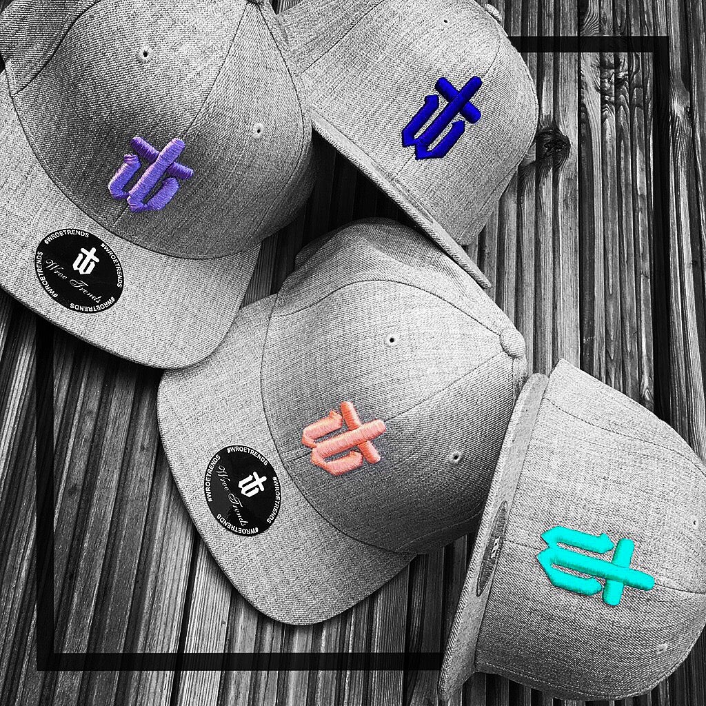 Image of HEATHER ORIGINAL LOGO SNAPBACK • LILAC • PURPLE  • ROSE GOLD • TEAL •