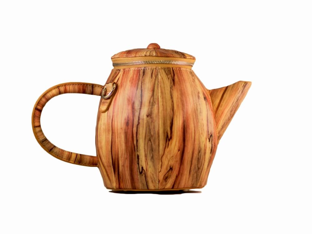 Image of Oval Teapot Crossbody (2 Vegan-friendly options)