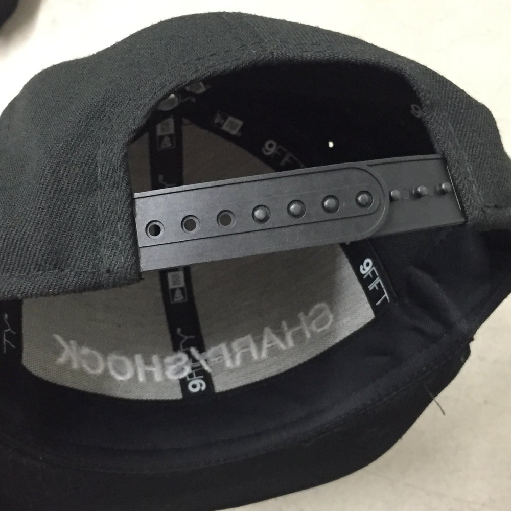 Image of SHARP/SHOCK snap back hat