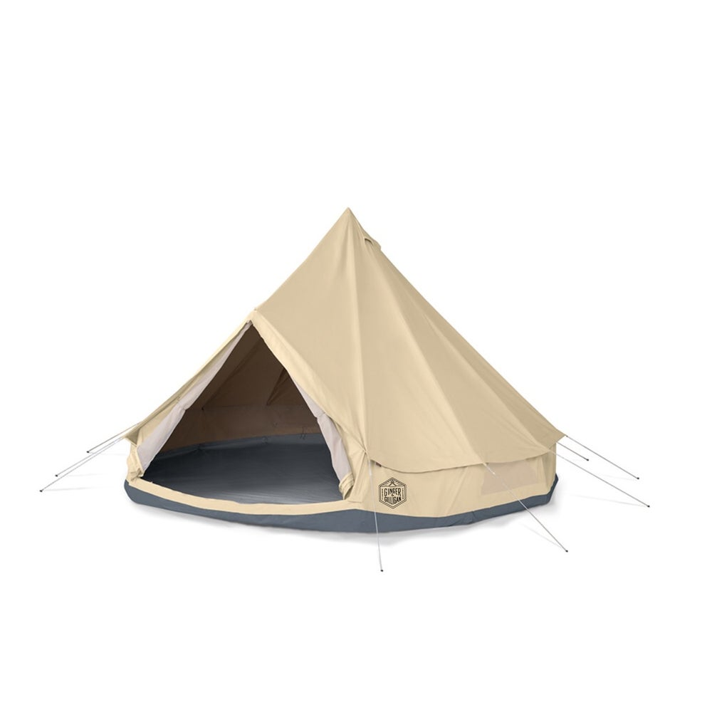 Image of Seven Mile Bell Tent 500 Mesh Walls