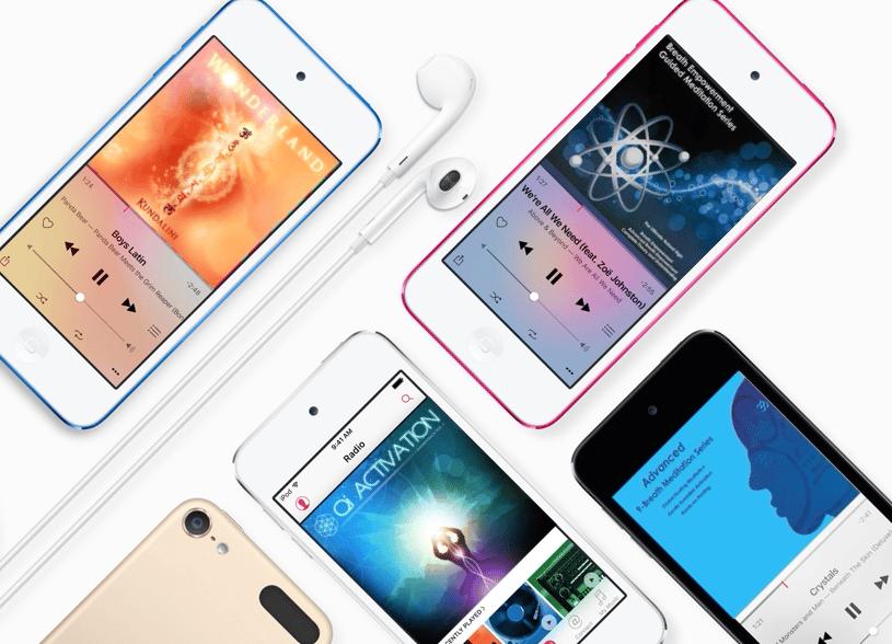 Image of 2020 SSQ Facilitator iPod PLUS