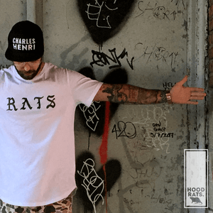 "Image of ""Rats"" Original Long Tee"