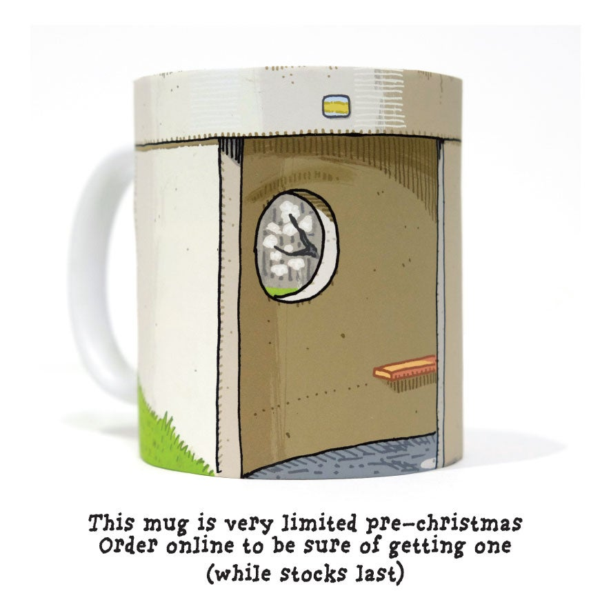 Image of BREAKING BAD BUS STOP MUG