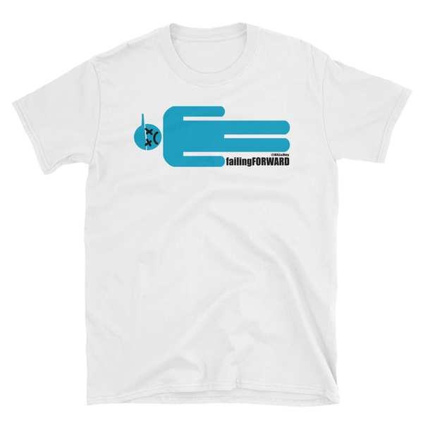 Image of SIDE FAIL T-SHIRT (WHITE)