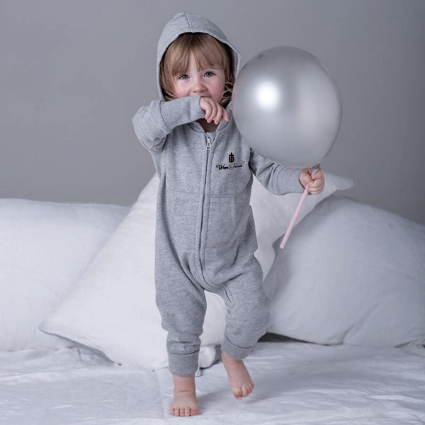 Image of TODDLERS ALL IN ONE • GREY