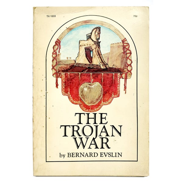Image of Bernard Evslin - The Trojan War