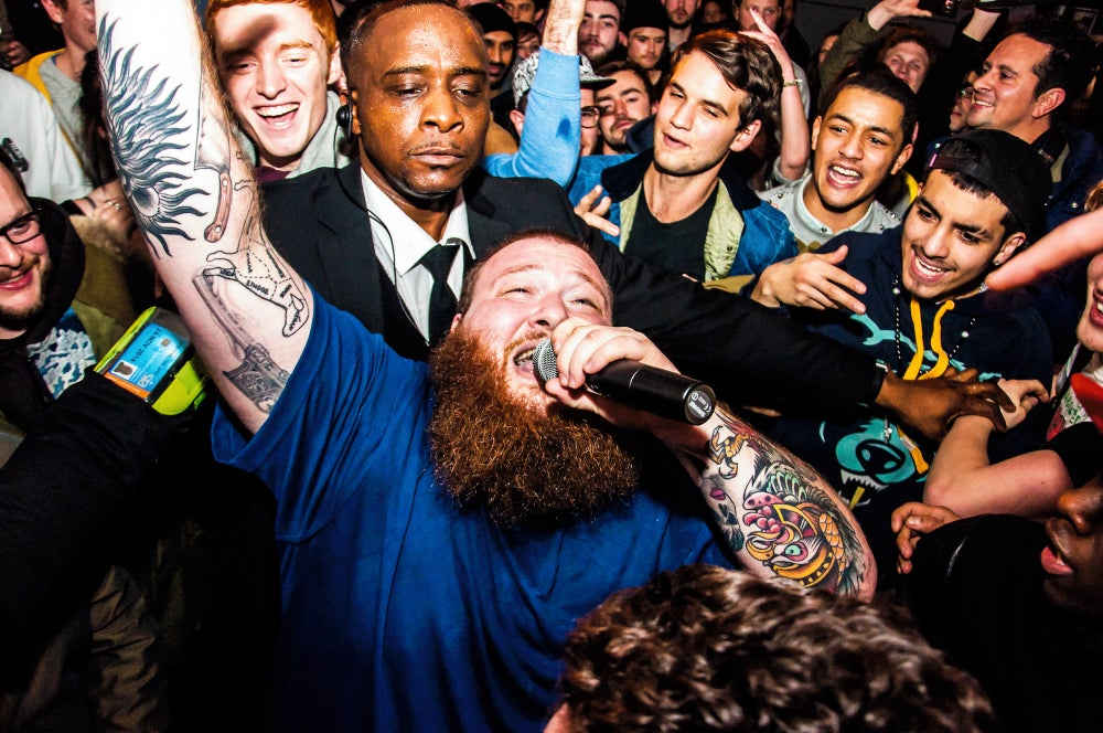 Image of Action Bronson - 2012