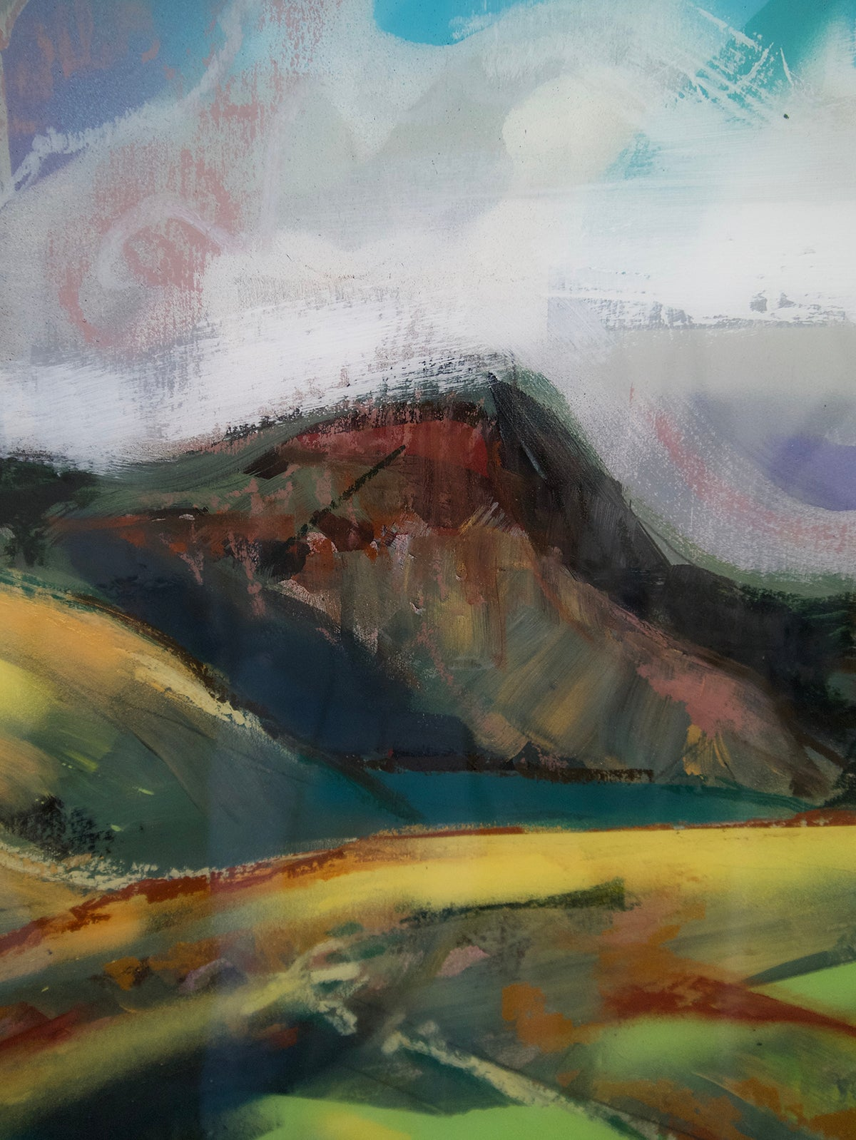 Image of Blencathra (Original Painting)