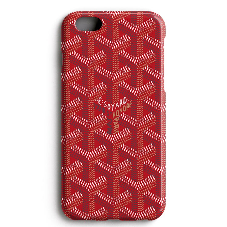 Image of Red GYRD - iPhone Case