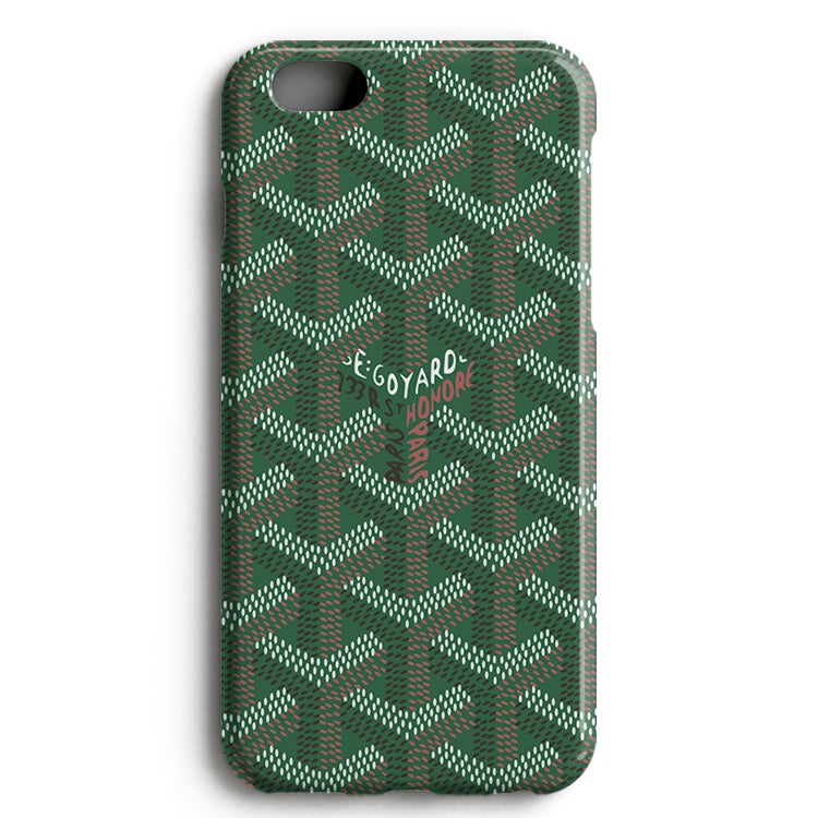 Image of Green GYRD - iPhone Case
