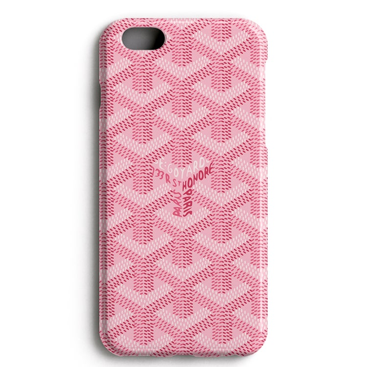 Image of Pink GYRD - iPhone Case