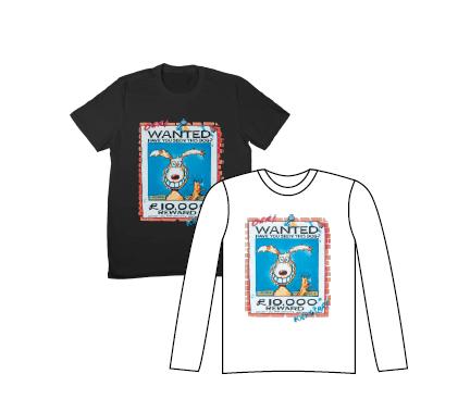 Image of Kickstart Wanted shirt