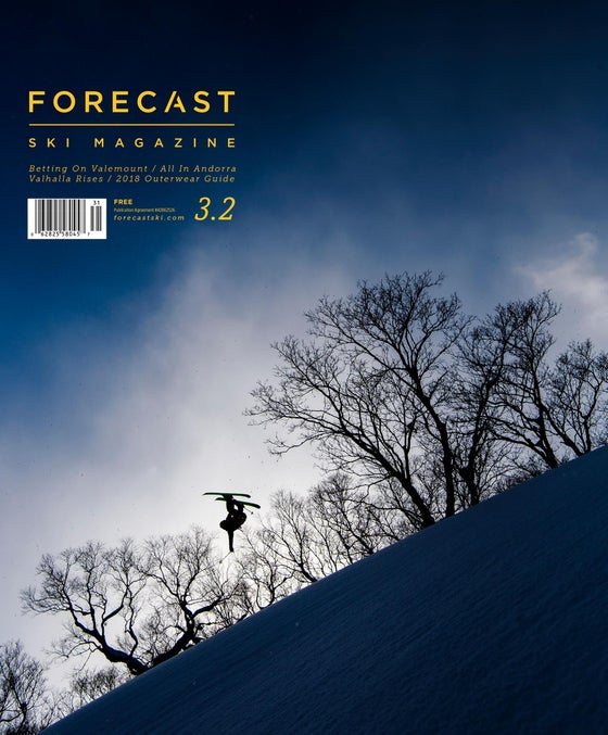 Image of FORECAST SKI MAGAZINE SUBSCRIPTION