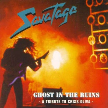 Image of SAVATAGE - Ghost In The Ruins - Edition Digi-pak