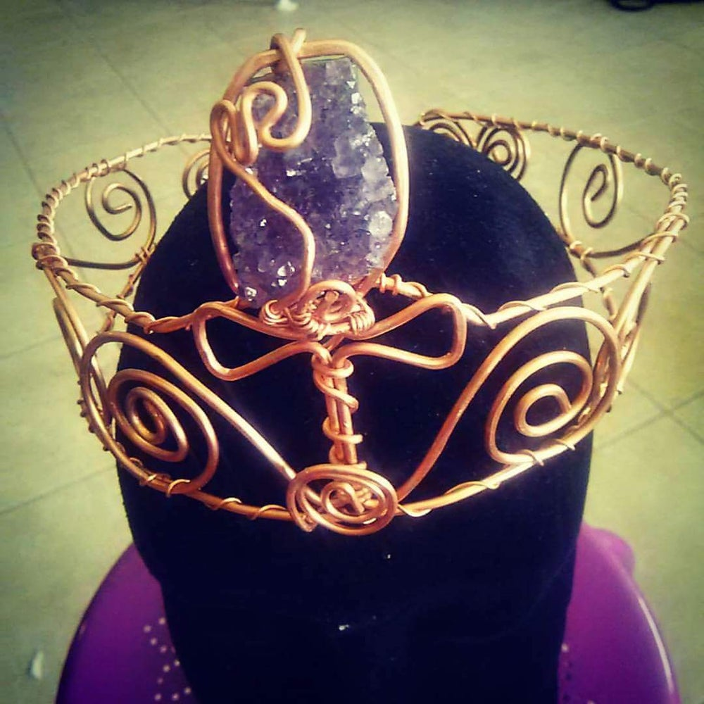 Image of ANKH CROWN